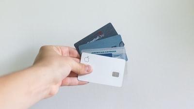 クレジットカードのf画像