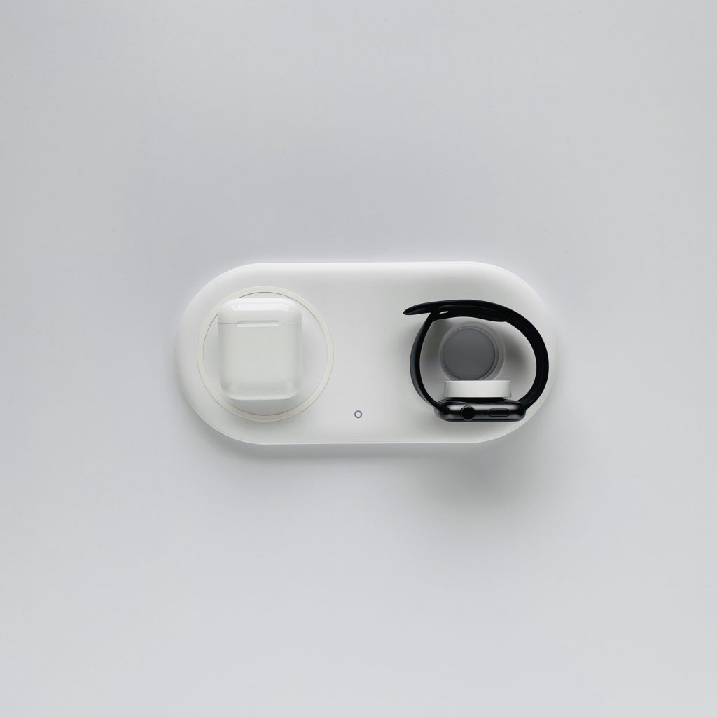 Ankerワイヤレス充電器の画像