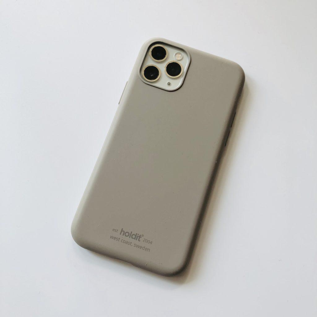 iPhoneシリコンケース画像