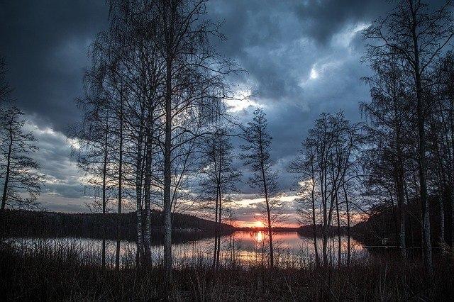 景色の画像